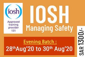 IOSH MS Training