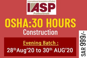 OSHA Courses