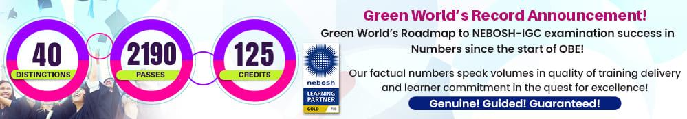 NEBOSH Global OBE Result