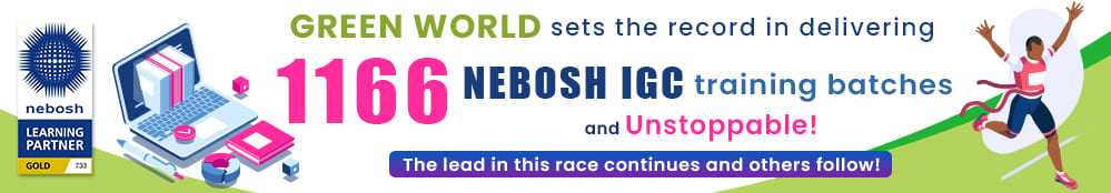 1152 NEBOSH IGC Batch Celebrations